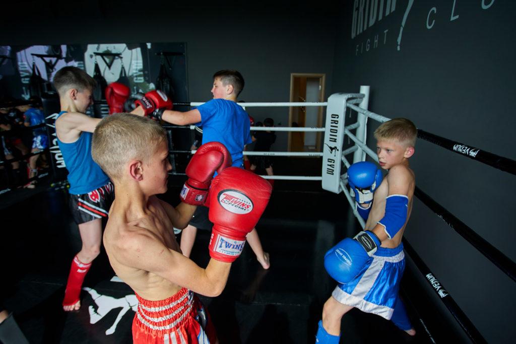 Тайский бокс для детей в Минске
